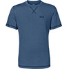 Jack Wolfskin Crosstrail T-Shirt Men ocean wave